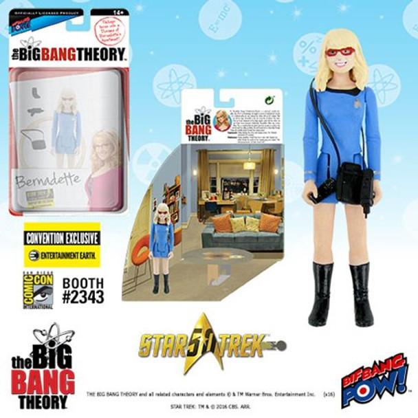 The Big Bang Theory Star Trek Bernadette 3 3/4-Inch Figure
