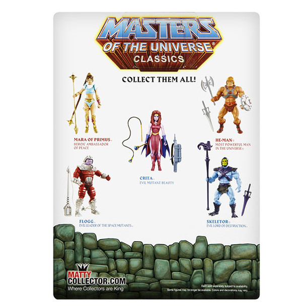 Masters Of The Universe Classics Crita Figure