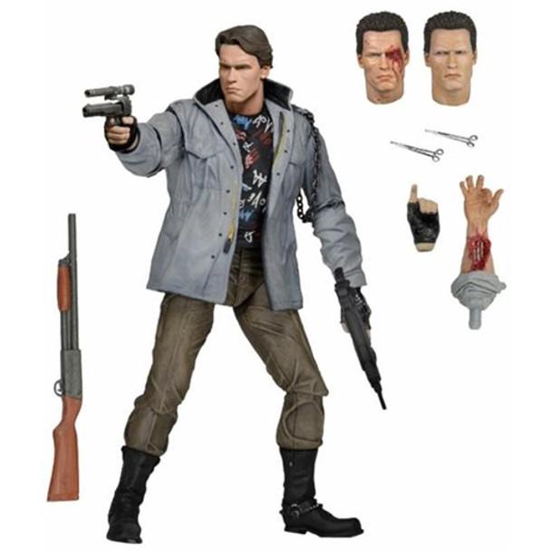 The Terminator T-800 Tech Noir Ultimate 7-Inch Scale Action Figure