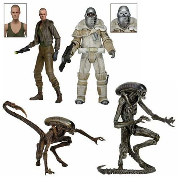 Alien 3 7-Inch Series 8 Action Figure Set