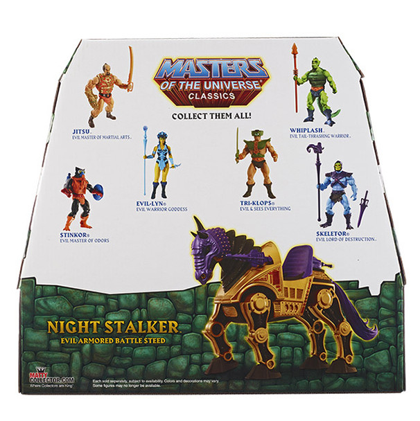 Masters Of The Universe Classics Night Stalker Figure