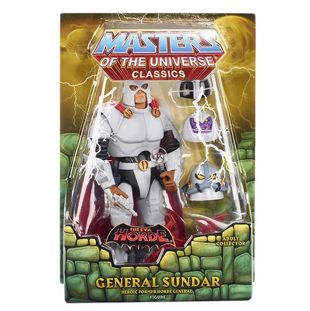 Masters Of The Universe Classics General Sundar Figure