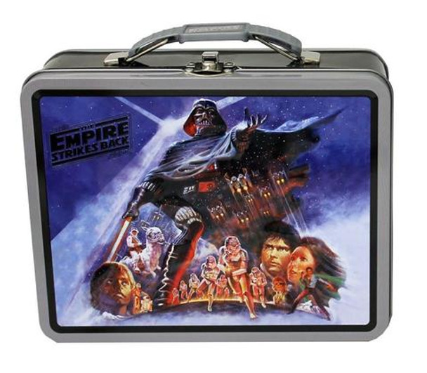 Star Wars Empire Strikes Back Embossed Lunch Box