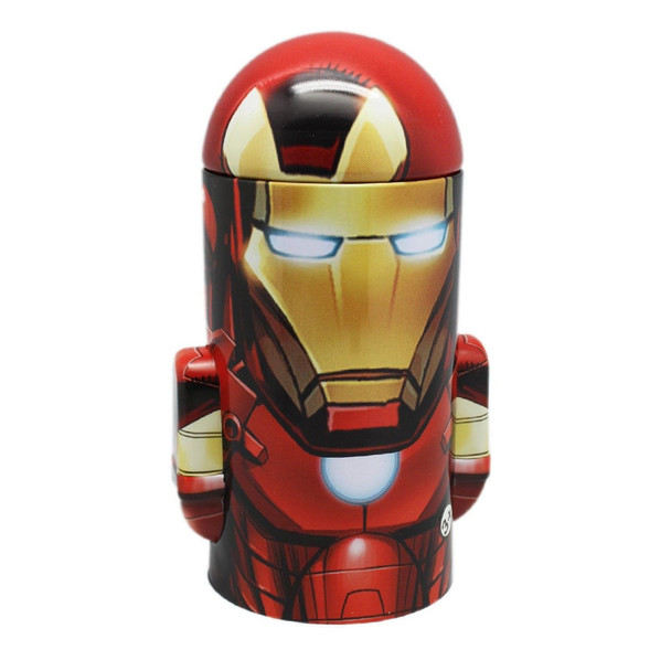Avengers Iron Man Tin Coin Bank