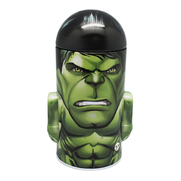 Avengers Hulk Tin Coin Bank