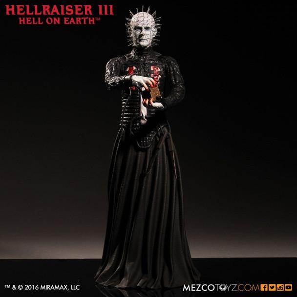 Hellraiser III Pinhead 12-Inch Vinyl Action Figure