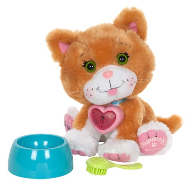 Cabbage Patch Kids Adoptimals Tabby Kitty 9-Inch Plush