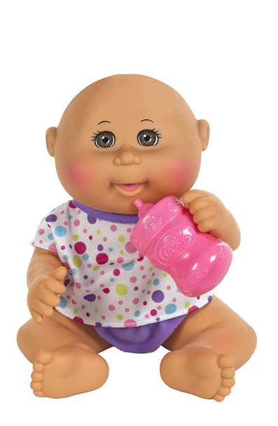 Cabbage Patch Kids - Drink N'Wet Newborn - Tan Newborn