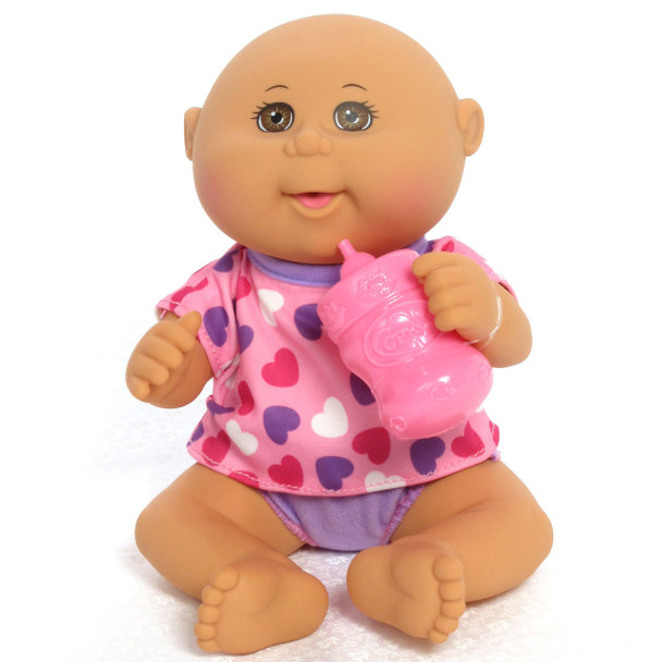 Cabbage Patch Kids - Drink N'Wet Newborn - Medium Tone Newborn