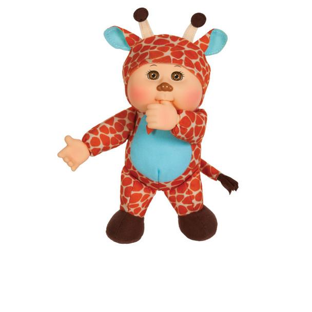 Cabbage Patch Kids Collectible Cuties - Safari Friends Lola Giraffe