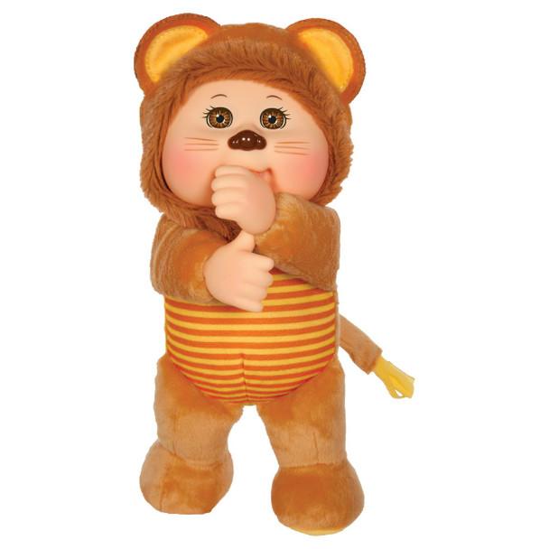 Cabbage Patch Kids Collectible Cuties - Safari Friends Kona Lion