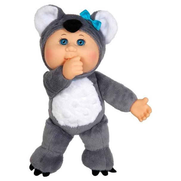 Cabbage Patch Kids Collectible Cuties - Safari Friends Sasha Koala