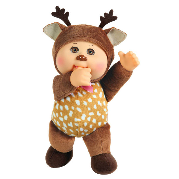 Cabbage Patch Kids Collectible Cuties - Forest Friends Sage Deer