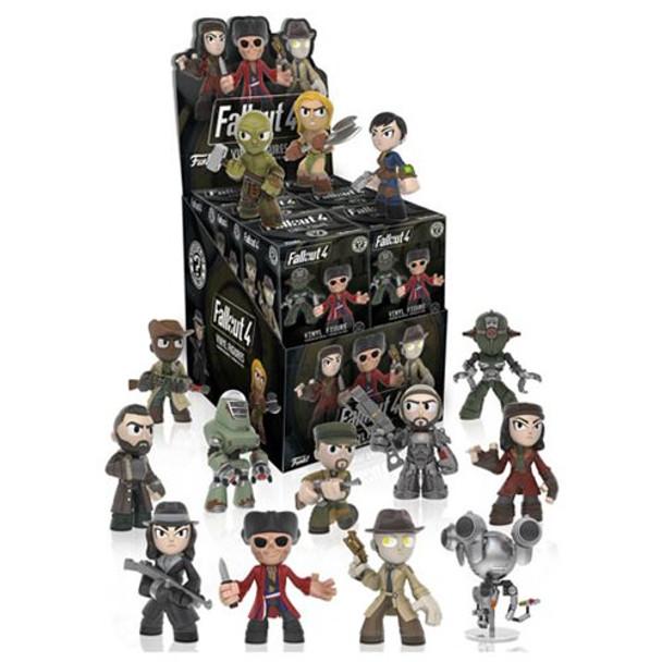 Fallout 4 Mystery Minis Vinyl Figure Random 4-Pack