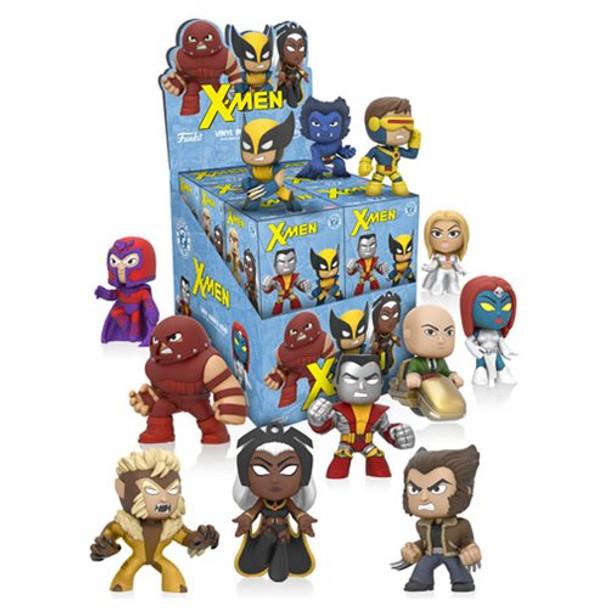 X-Men Mystery Mini Mini-Figure Series 1 Random 4-Pack