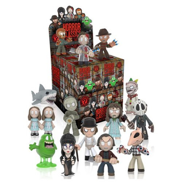 Horror Collection Mystery Minis Series 3 Random 4-Pack