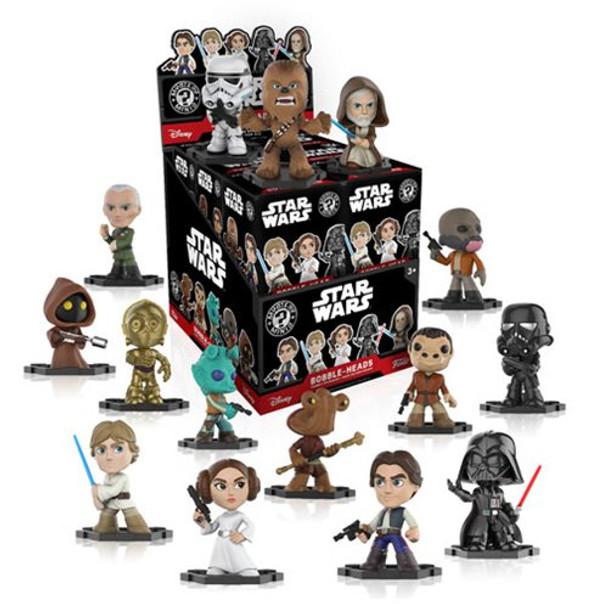 Star Wars Classic Mystery Minis Bobble Head Random 4-Pack
