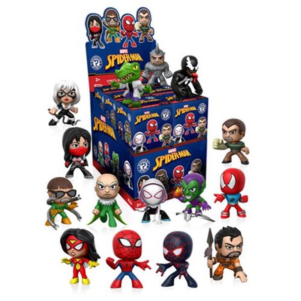 Spider-Man Classic Mystery Minis Random 4-Pack