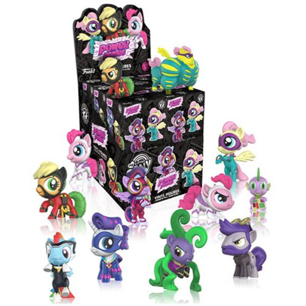 Power Ponies Mystery Minis Mini-Figure Random 4-Pack