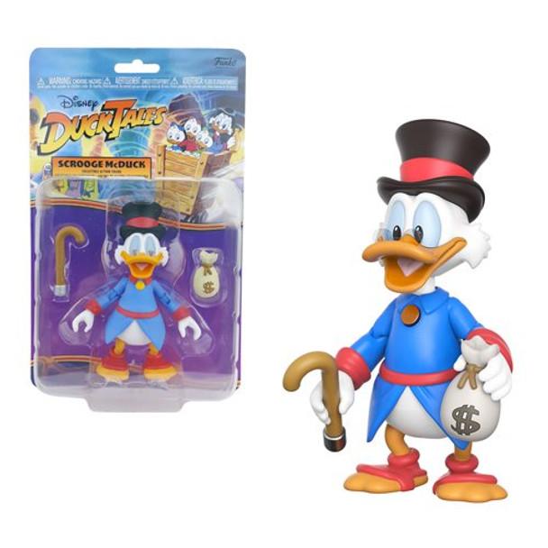 DuckTales Scrooge McDuck 3 3/4-Inch Action Figure