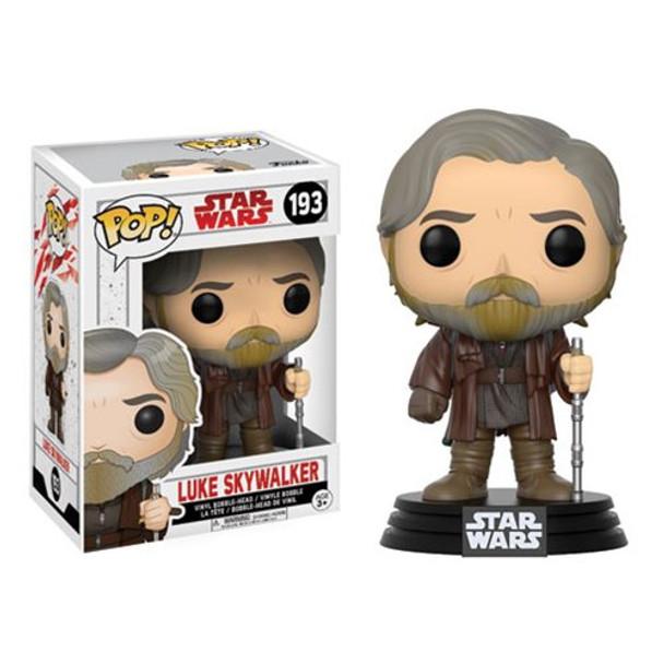 Star Wars: The Last Jedi Luke Skywalker Pop! Vinyl Bobble Head