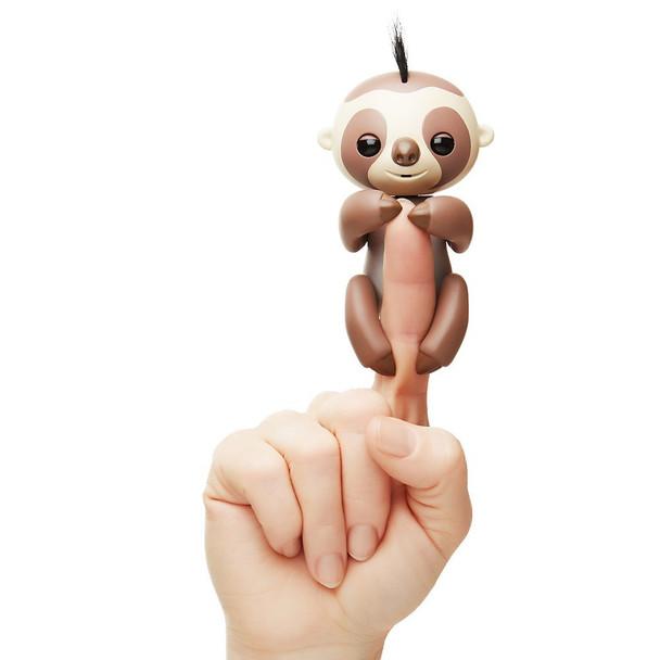 Fingerlings Baby Sloth - Kingsley (Brown)