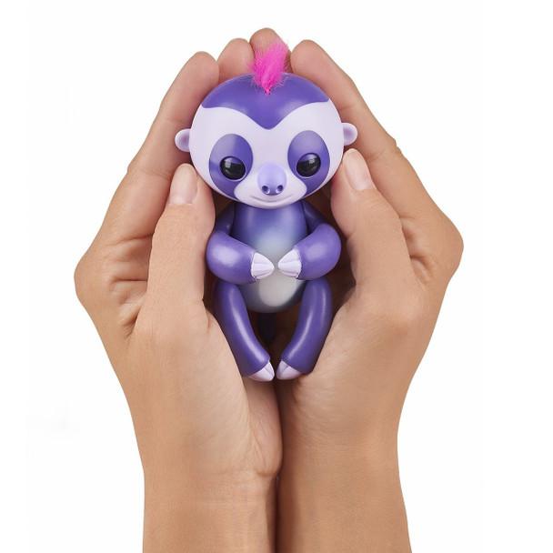 Fingerlings Baby Sloth - Marge (Purple)
