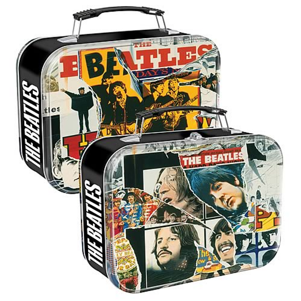 The Beatles Extra Large Tin Tote