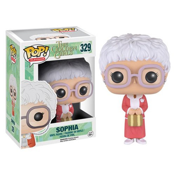 Golden Girls Sophia Pop! Vinyl Figure #329