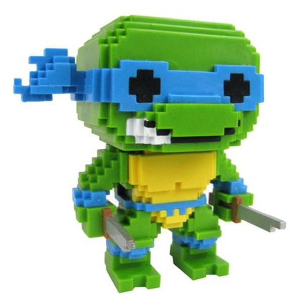 Teenage Mutant Ninja Turtles Leonardo 8-Bit Pop! Vinyl Figure #04