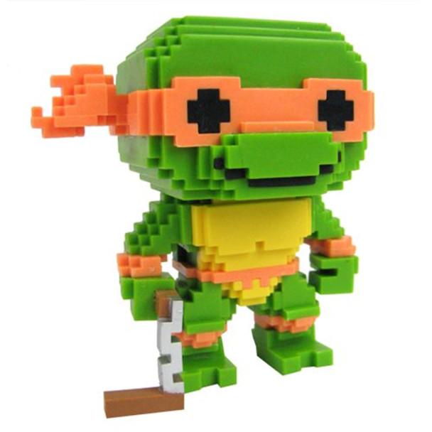 Teenage Mutant Ninja Turtles Michelangelo 8-Bit Pop! Vinyl Figure #07