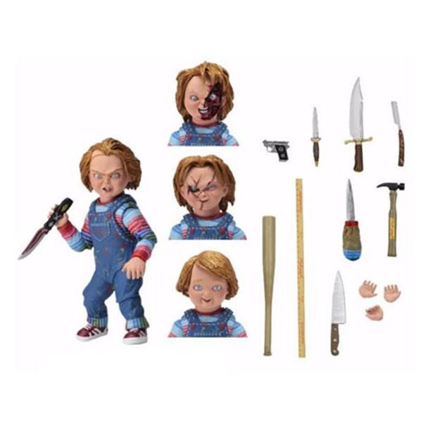 Child's Play Ultimate Chucky 7-Inch Scale Action Figure