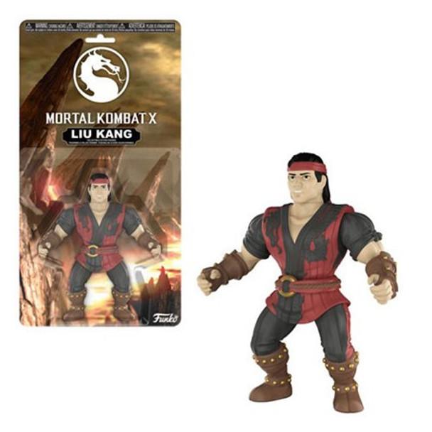 Mortal Kombat Liu Kang Action Figure
