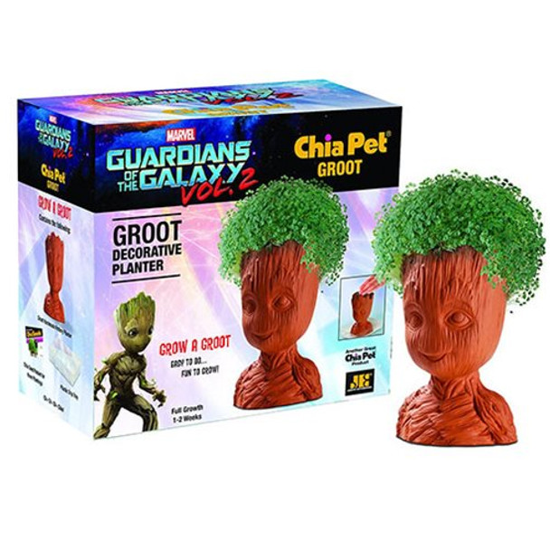 Guardians of the Galaxy Groot Chia Pet