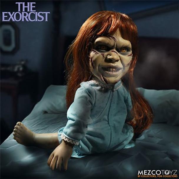 The Exorcist Regan Talking Mega-Scale 15-Inch Doll