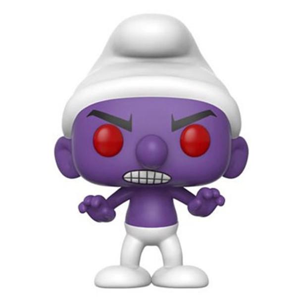 Smurfs GNAP! Smurf Purple Pop! Vinyl Figure #274