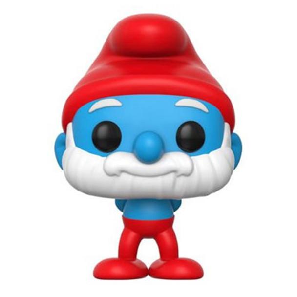 Smurfs Papa Smurf Pop! Vinyl Figure #269