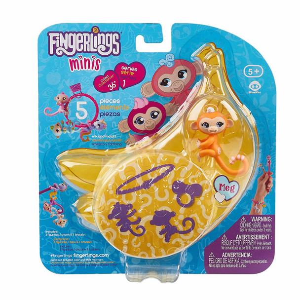 Fingerlings Minis Series 1 - 3 Pack