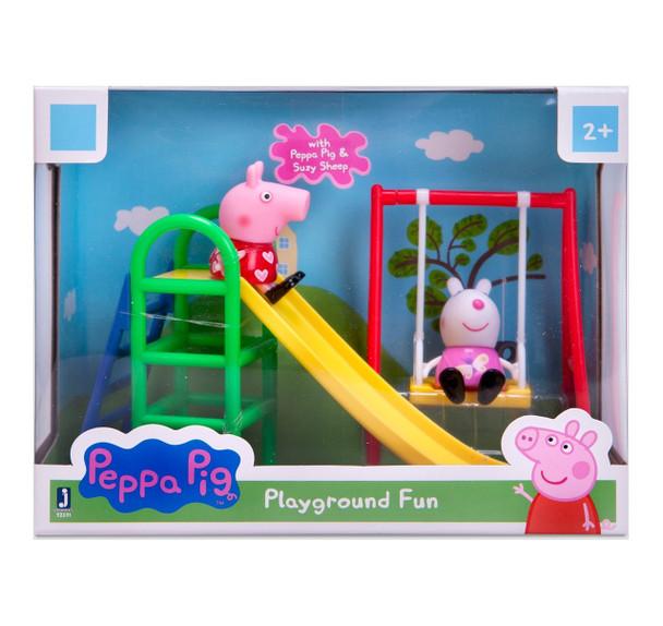 Peppa Pig Playground Fun Playset