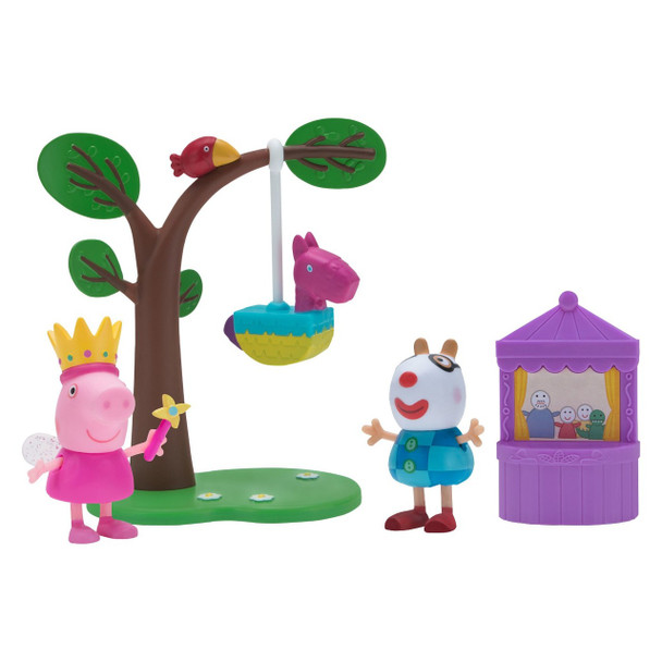 Peppa Pig Pinata Party Playset