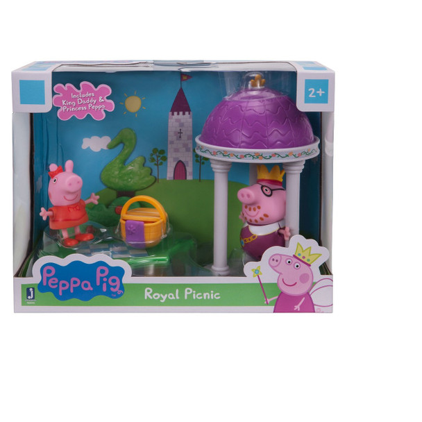 Peppa Pig Royal Picnic Playset