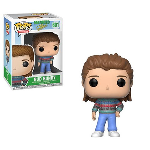 Married with Children Bud Bundy Pop! Vinyl Figure #691
