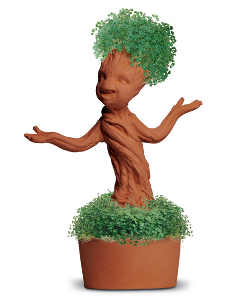 Guardians of the Galaxy Potted Groot Chia Pet