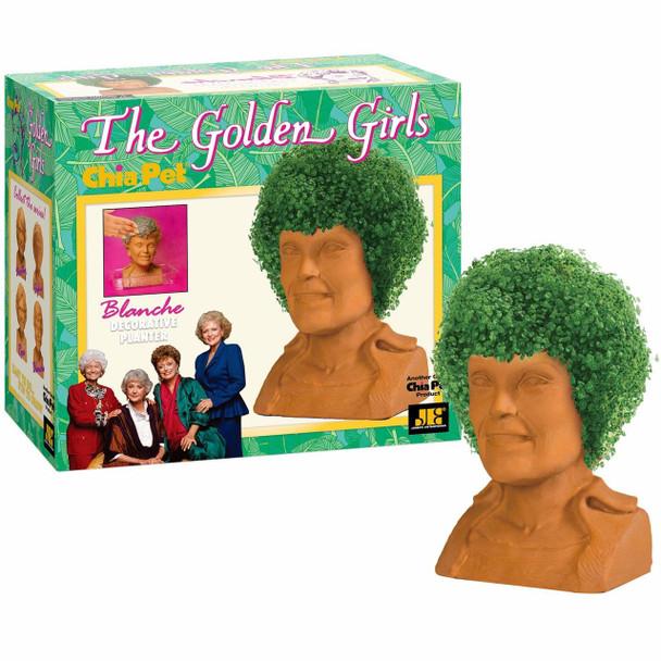 Golden Girls Blanche Devereaux Chia Pet