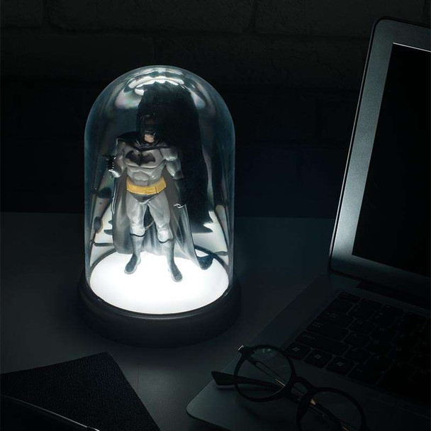 Batman Collectible Bell Jar Light