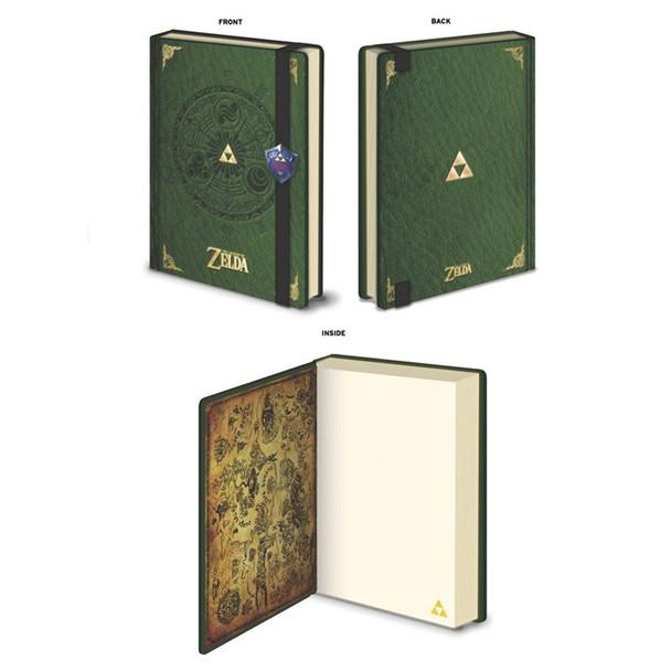 The Legend of Zelda Premium A5 Journal
