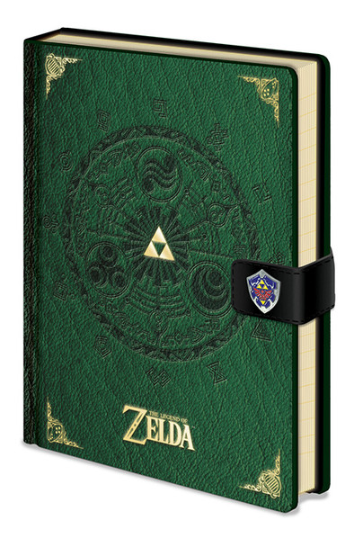 The Legend of Zelda Premium A5 Journal