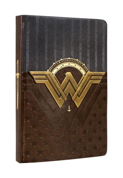 Wonder Woman Metal Insignia Premium A5 Journal