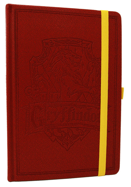 Harry Potter Gryffindor Premium A5 Journal