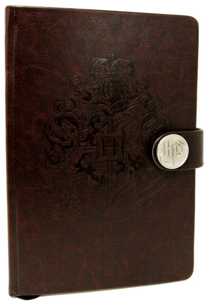 Harry Potter Hogwarts Crest Premium A5 Journal